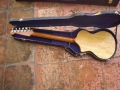 Vox LG40 Shadow Guitar 1959 gebouwd door Guyatone, back.