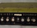 Binson Echorec 2 6 knops, Duitse display.