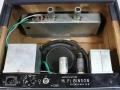 Binson HiFi 10 combo open back met bovenin de preampsectie met ECF80 en 6CG7 en 10 inch speaker.