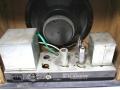 Binson HiFi 10 combo open back met onderin de poweramp met EZ81 en 2xEL84.