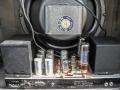 Binson HiFi 40 combo open back met onderin de poweramp met ECC83, 2xEL34, GZ34 gelijkrichter.