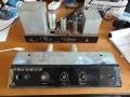 Binson HiFi Buizentop 20 watt 1960 met voorin de preampsectie en achterin de poweramp met Ecc83 en 2xEL84.