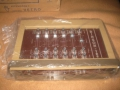 Binson 6 kanaals Pre-Mixer Red Plexi A 607-TR6 transistor 1971, 1 Send en Return.