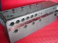 Binson HiFi Gold Plexi 6 kanaals mixer buizen, back.