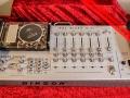 Binson M6 HiFi pre-mixer + echorec Silver transistor 1974.