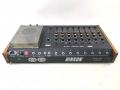 Binson ME8 mixer, 8 kanaals met schijfecho, back.