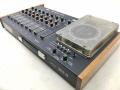 Binson ME8 mixer, 8 kanaals met schijfecho.