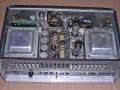 Binson P.O. 601 Power amp 100 watt, buizen circuit ECC83, 2xECC82, EL84, EM84, 2xEL34.