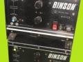 Binson PA Amp 2way, front.
