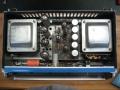 Binson Power amp P.O. 601-200, 200 watt, techniek boven.