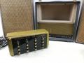Binson buizenset,  uitgenomen 4 kanaals premixer 4MN met Hifi versterker 40 watt, in originele koffer met speakerboxen 1961.