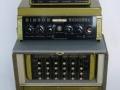 Binson 6 kanaals Pre-Mixer Echo 6 MN met 60 watt poweramp, Binson Echorec 2 6 knops en Binson Reverb unit.