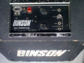 Binson monitor 50 watt display.