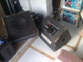 Binson stel monitors 50 watt.