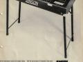 Folder Binson MS-10 stereo mixer 10 kanalen met ingebouwde electronische echo.
