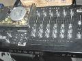 Binson EM6 HIFI mixer met echorec echo in Black uitvoering. Transistor 1974.