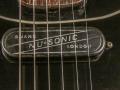 Ampeg Sonic Six EGSS 1964 in Black (gelijk aan Nu-Sonic), Nu-Sonic pickup.