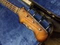Burns Baldwin Jazz Bass 1965, headstock front.