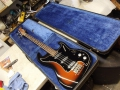 Burns Baldwin Jazz Bass 1965, in original case. Baldwin cat.no. 519.
