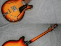 Burns Baldwin Model 704 4 string Bass 1967.