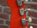 Burns Baldwin Nu-Sonic Bass Cherry 1965, headstock back.