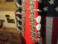 Burns Baldwin 712T 12 string 1967, headstock back.