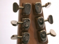 Burns Baldwin Bison 1965, headstock back.