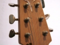 Burns Baldwin Bison 1965, headstock front.