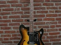 Burns Baldwin GB66 DeLuxe Golden Sunburst 1965. Baldwin cat.no. 537.