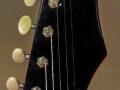 Burns Baldwin Sonic Six EGSS 1964 (gelijk aan NU-Sonic), headstock front.