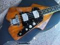 Burns Flyte Bass 1974-1977, body.