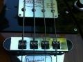 Burns Flyte Bass 1974-1977, brug.