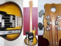 Hayman 4040 bass by Shergold.