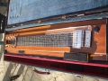 Ormston Pedal Steel Guitar Straight Eight 1966, fabrikaat Denley.
