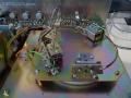 Echolette ECS4 disk echo, fabrikaat Melos eind 70er jaren, binnenwerk