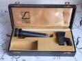 Echolette E100 Double Ribbon microfoons, fabrikaat Beyer, als gebruikt door The Beattles bij de Duitse Bravo Blitz Tour 1966.