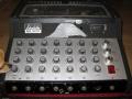 Echolette SE200 6 kanaals mixer met tape echo, front.