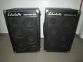 Echolette Hercules 101 zangboxen 1978 met 4x5inch breedband en 1 piezo hoge tonen hoorn.