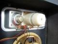 Echolette LE2-N zangbox 1960 open back zicht op alu tweeter unit Isophon DHB6-2-10.