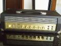Klemt B40N gitaarversterker 25 watt. 3xECC83, 2xEL34 en GZ34, front.