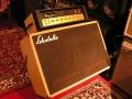 Klemt Echolette BS40 1964 met ET 100 cabinet 1964 met 2x12 inch Isophon speakers.