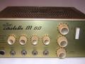 Klemt Echolette M80 versterker Gold serie 1965, front.