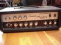 Klemt Echolette Mustang 100, buizen bass amp 80 watt 1967 met 2xECC808, ECC82 en poweramp met 4xEL34.