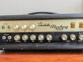 Klemt Echolette Mustang 100, buizen gitaar amp 80 watt 1967 met 2xECC808, ECC82 en poweramp met 4xEL34.