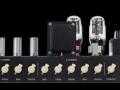 (New) Echolette MK1 35 watt chassis met 2x KT66 eindbuizen. 2 channels (F-D) en FX loop Send en Return.