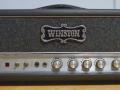 Winston BA200 basversterker 1969 voor de Britse markt. Gelijk aan Echolette BA200E.