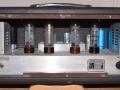 Winston BA200= Echolette BA200E, basversterker, open techniek 110 watt 2xECC808 en 4xEL34.