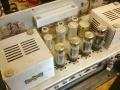 Winston PA200 hybride zangversterker, Echolette product voor de Britse markt, 135-200 watt buizenchassis.