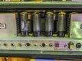 Winston PA200 hybride zangversterker, Echolette product voor de Britse markt, back.