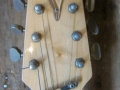 Burns GB65 1965, headstock front.